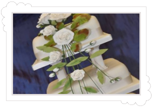 wedding cakes blackpool